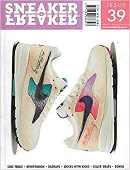 51ff036e3d Sneaker Freaker Magazine Issue  39 - Four Different Covers  Sneaker Freaker  Magazine  0723834842768  Amazon.com  Books