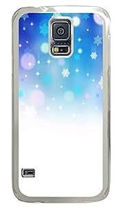 Samsung Galaxy S5 Dream Snow PC Custom Samsung Galaxy S5 Case Cover Transparent