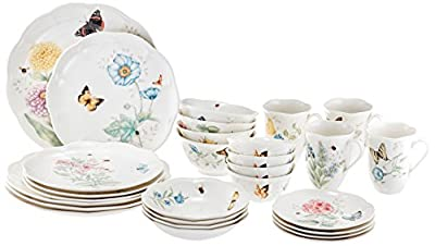 Lenox Butterfly Meadow Dinnerware Set
