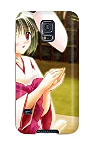 New Fashion Premium Case Cover For Galaxy S5 - Anime Girls 36