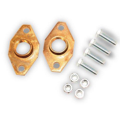 Bell & Gossett 101011LF 3/4'' Bronze Body Pump Flange - Sold as Single