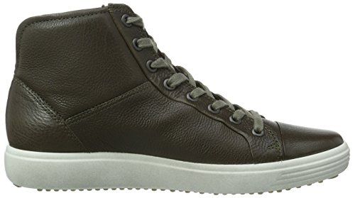 Ecco Ladies Soft 7 Ladies High Top Verde (asfalto 1543)