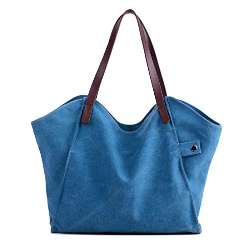 UNYU - Bolso de viaje Niñas Azul