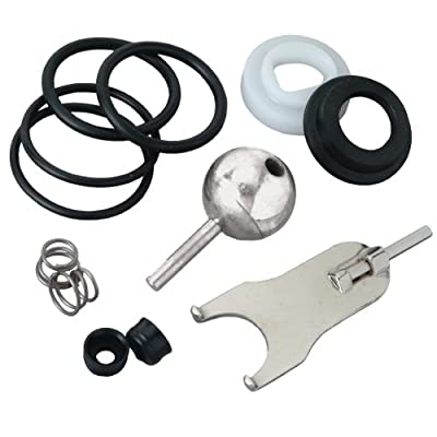 BrassCraft SL0108X Delta Faucets Repair Kit for Single Handle Lavatory/Kitchen/Tub/Shower Faucet Applications