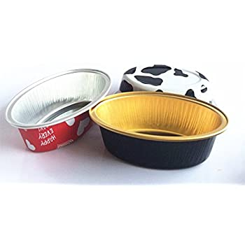 EIKS Non Stick Oval Shaped Cake Mold Cheese Toast Baking Pan