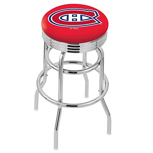 "NHL Montreal Canadiens 30"" Bar Stool"
