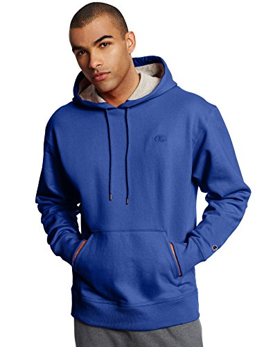 Champion Men's Powerblend Pullover Hoodie, Surf the Web, XX-Large