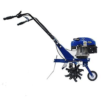 Arado Cincel & Cultivador de Jardín a Gasolina de 4 Tiempos 139cc 2.5kW Hyundai HYT140: Amazon.es: Bricolaje y herramientas