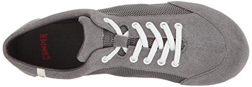 Camper Peu Summer Senda 22614 mit elastischen Senkeln, Größe:38 EU, Farbe:Grau