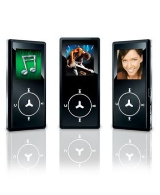 The Sharper Image 1GB MP3 Player with Video by The Sharper Image