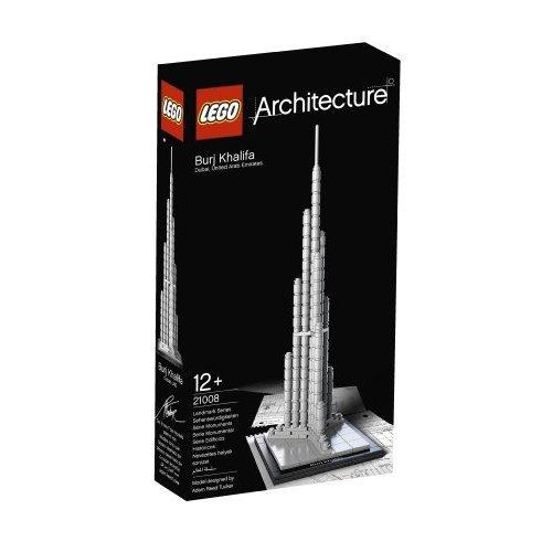 Lego architecture Burj Khalifa 21008 / LEGO Architecture Burj Khalifa [importación paralela]