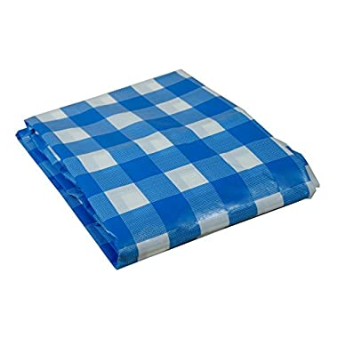 Blue Sky Gear Table Cloth, Blue
