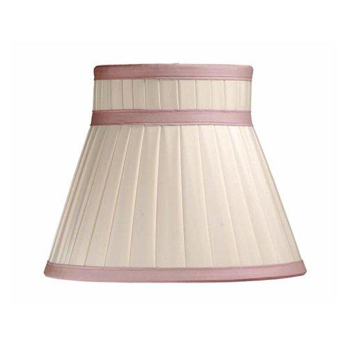 Shabby chic lamp shades amazon laura ashley slh002 harriet 11 inch barrel shade cream aloadofball Gallery