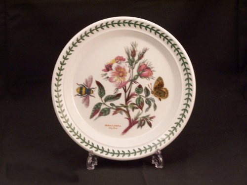Portmeirion Botanic Garden Salad Plate(s) - Dog Rose