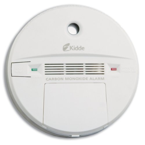 Kidde KN-COB-B Battery-Operated Basic Carbon Monoxide Alarm with Electrochemical Sensor, 1-Pack by Kidde