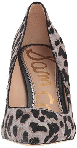 Multi Sam Edelman Pump Women's Grey Leopard Hazel qgXOgxwr