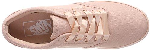 Textile Sneakers Rose Vans donna Cloud Atwood metallizzato Basses Low U37 da qtptZ1wEx