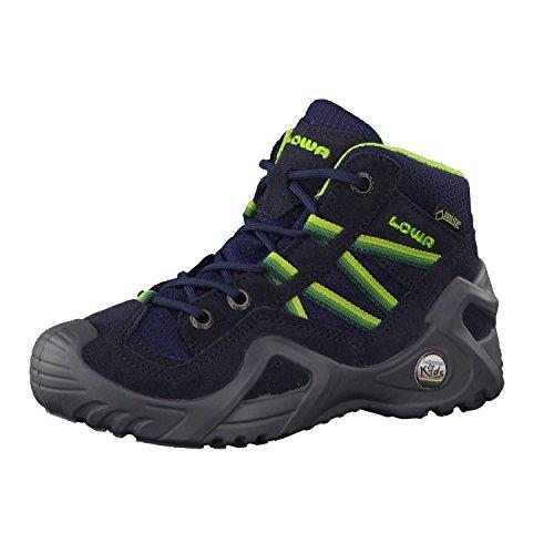 limette Randonnée Enfant navy Lowa Chaussures q0gX84wnx
