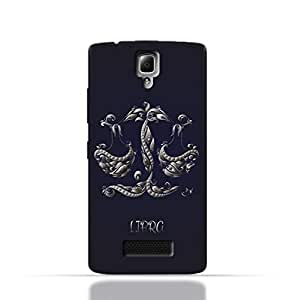 Lenovo A2010 TPU Silicone Case With Zodiac Sign Libra