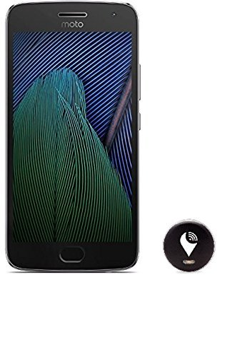 Moto G Plus (5th Gen) Unlocked 64GB - Lunar Gray and TrackR pixel Black -  Motorola