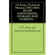 US Army, Technical Manual, TM 5-3655-210-35P, CONVERSION, STORAGE AND CHARGING UNI CARBON DIOXIDE, GASOLINE ENGINE OR ELECTRIC MOTOR DRIVEN, SEMITRAILER ... (CARDOX MODEL E-46750) (FSN 3655-062-7911)