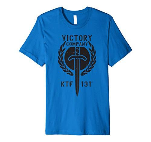 Legionnaires Unit - Victory Company KTF Premium T-shirt (dark print)