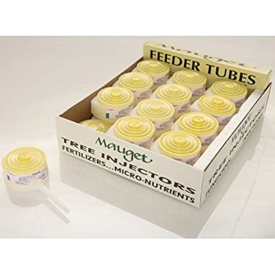 Mauget Imicide 4ml, Tree Injector, Insecticide, Containing Imidacloprid 10%, Pack of 24 Caps