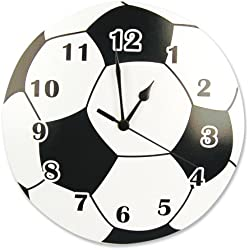 Trend Lab Wall Clock, Soccer Ball