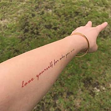 Tatuaje Temporal de Flor femenina (1 Piezas) - www.ohmytat.com ...