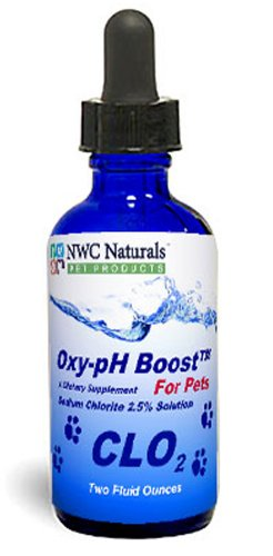 NWC Naturals Oxy-pH Boost For Pets, 2-Ounce, My Pet Supplies