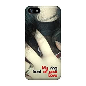 Cute Tpu Dana Lindsey Mendez My Ring Case Cover For Iphone 5/5s