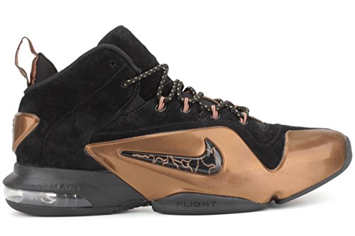 Black Copper Penny VI Metallic Basketball Shoe Men's Nike Zoom HwqYfY