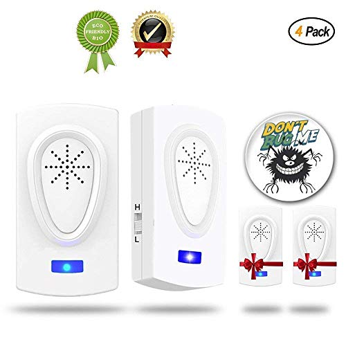 Iprotek Ultrasonic Pest Repeller