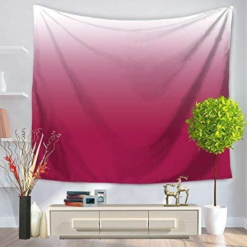壁掛けタペストリー シンプルな新鮮なカラーグラデーションプリントホームファニシング壁掛け装飾的な敷物ビーチタオル、gt1010b150 * 200センチ 寝室用タペストリー