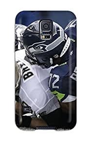 Hot seattleeahawks NFL Sports & Colleges newest Samsung Galaxy S5 cases 2286125K278090685