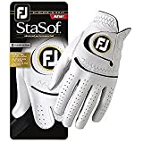 Mens FootJoy StaSof Pearl Leather Golf Glove (ML, Cadet Left Hand)