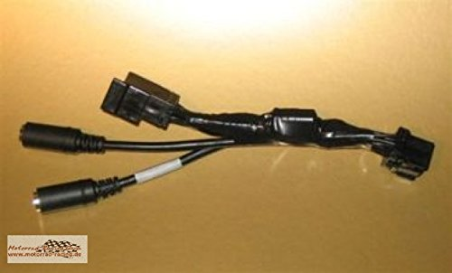 Starlane Adapterkabel f/ür Ganganzeige Honda CBF 600 04-07