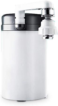 Purificador de Agua, dispensador de Agua - Purificador de Agua de nanofiltración Dispensador de Agua para el hogar Filtro de Agua del Grifo Purificador de Agua de Mesa.: Amazon.es: Hogar