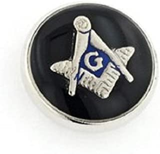 product image for JJ Weston Masonic Tie Tack. Made in The USA