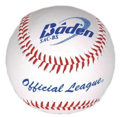 Baden Confezione da 3 Palle da Baseball