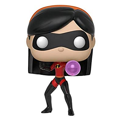 Funko Pop! Disney: Incredibles 2 - Violet (Styles May Vary) Collectible Figure: Toys & Games