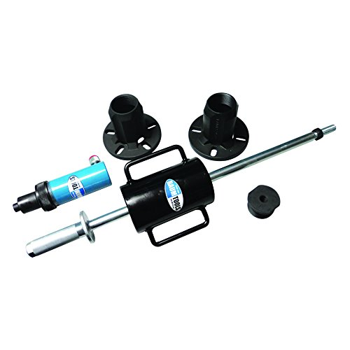 Baum Tools B234MASTER Hydraulic Axle Extractor and Slide Hammer Hub Remover Tool Kit