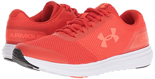 Red Women''s Competition Ua Radio 601 Shoes Running Surge after Under Armour Burn W zq65w44x