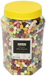 Daily Chef Gourmet Jelly Beans, 4 Pound (Pack of 1)