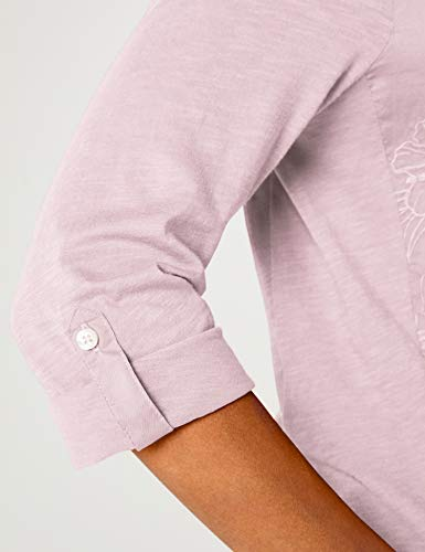 Rosa Pink Mujer pale Pa1 Blusa Napapijri Para q7wFFC