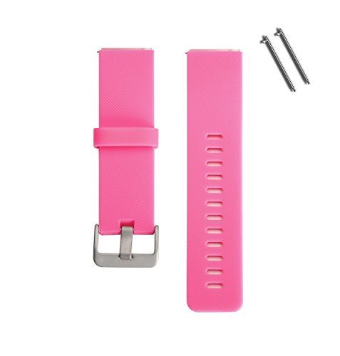 Newest Fitbit Blaze Band, BeneStellar Silicone Replacement Small Large Band Bracelet Strap for Fitbit Blaze Smart Fitness Watch, Pack of 10, Small
