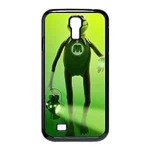 Samsung Galaxy S4 9500 Cell Phone Case Black MUPPETS KERMIT PIGGY FUN knp
