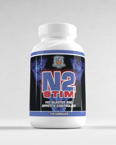 N2-Stim (blaster Fat Controller et appétit dans un; plus fort que Lipo 6)