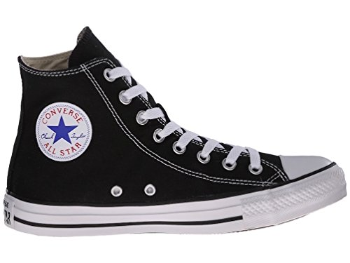 Sneaker All Top Converse Black Star Taylor Chuck Hi Unisex White axUtAwq0