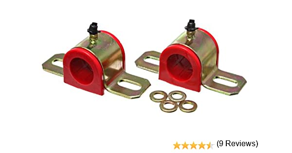 Energy Suspension 9.8117R END LINK SET WITH HARDWARE
